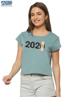 Band Aid Crop Top