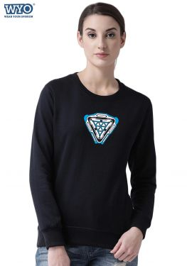 New Element Arc Reactor Glow - Women Sweatshirt