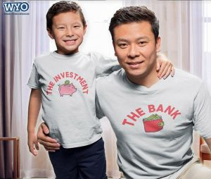 The Bank Family T-Shirt