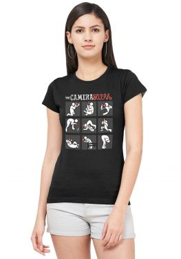 Camera Sutra Women Tshirt