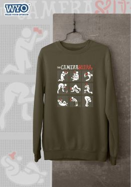 Camera Sutra - Sweatshirt