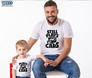 Car Play Family T-Shirt