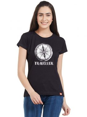 Travel Compass Women TShirt