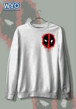 Dead Pool Pocket - Sweatshirt