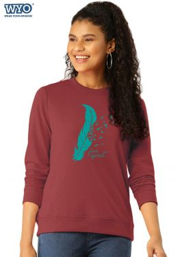Free Spirit - Women Sweatshirt