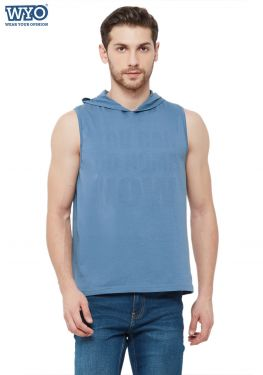 Go Home Sweat Act Sleeveless Hoodie