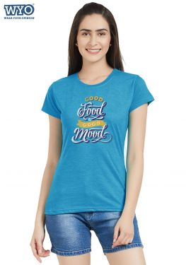 Good Food Good Mood Women T-Shirt