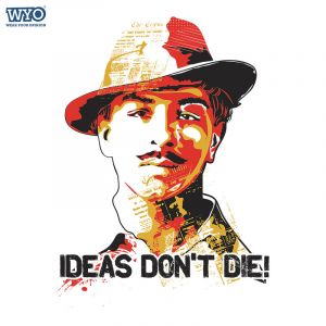 Ideas Dont Die T-Shirt