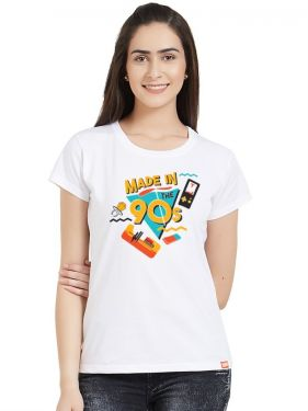 Made In The 90s Women TShirt