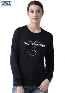 Manual Mode - Women Sweatshirt