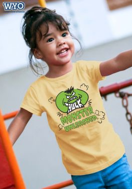 Monster Unleashed Kids T-Shirt