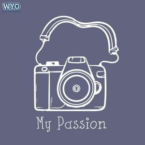 Photography My Passion T-Shirt