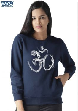 OM Smoke - Women Sweatshirt