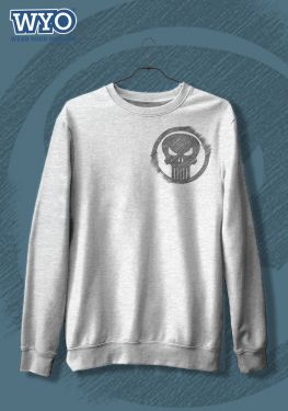 Punisher Pocket - Sweatshirt