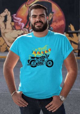 Ride For Soul Plus Size T-Shirt