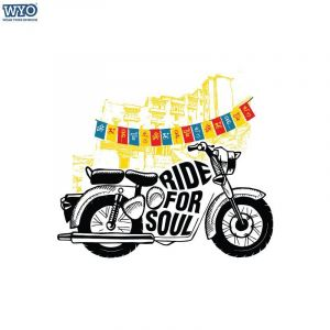 Ride For Soul T-Shirt