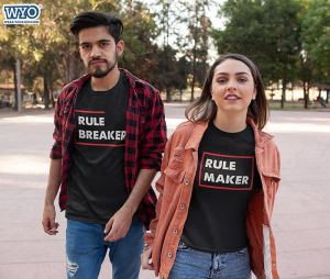 Rule Breaker Maker T-Shirt