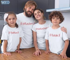 Pitrashri Family T-Shirt