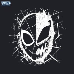 Venom & Spiderman (Glow) T-Shirt