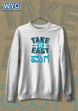 Take It Easy - Sweatshirt