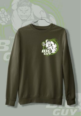 The Big Guy Pocket - Sweatshirt