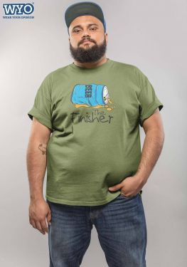The Finisher Plus Size T-Shirt