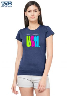 UGH Plans Women T-Shirt