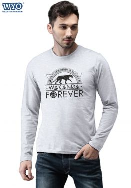 Wakanda Forever - Full Sleeves