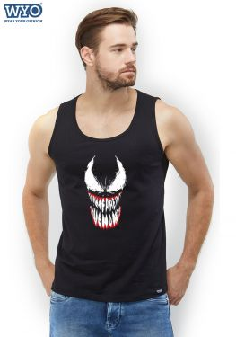 We Are Venom Glow Sleeveless T-Shirt
