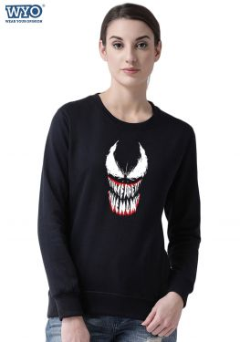 We Are Venom Glow - Women Sweatshirt