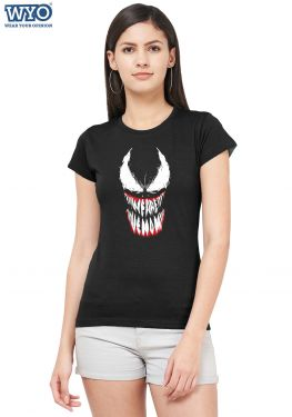 We Are Venom Glow Women T-Shirt