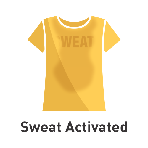Sweat Activated